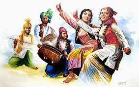 Bhangra og Dhol